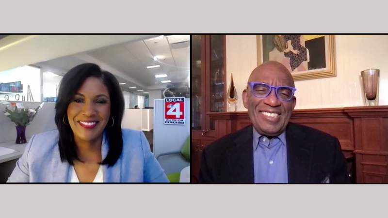 Kimberly Gill, Al Roker talk about Dr. Issac Powell