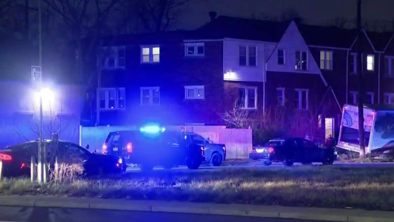 Police situation unfolding in Detroit Friday morning