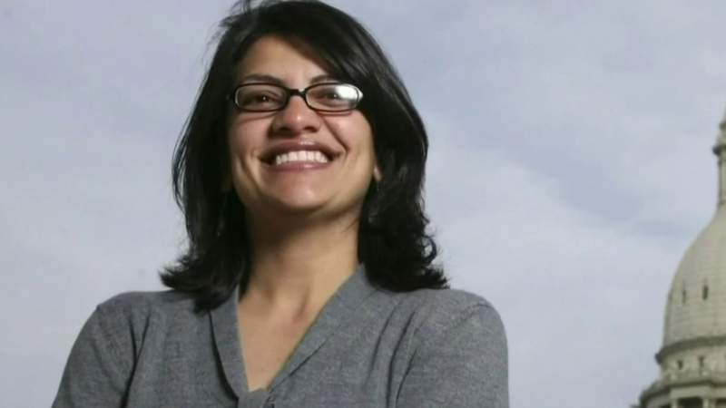 Rep. Tlaib's tweet about policing draws pushback from law enforcement leaders