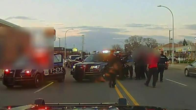 Police chief: Use of force during rough arrest by Dearborn officers were justified