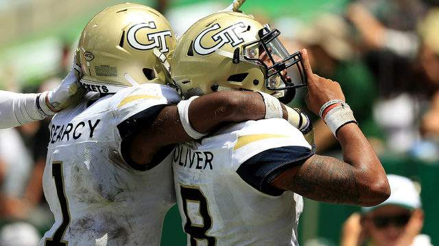 Georgia Tech Football Vs Pittsburgh Time Tv Schedule Game Preview Score