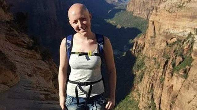 Family says Samantha Sayers is an experienced hiker who has hiked Vesper Peak, the trail from which she disappeared, many times before. Photo: Lisa Sayers