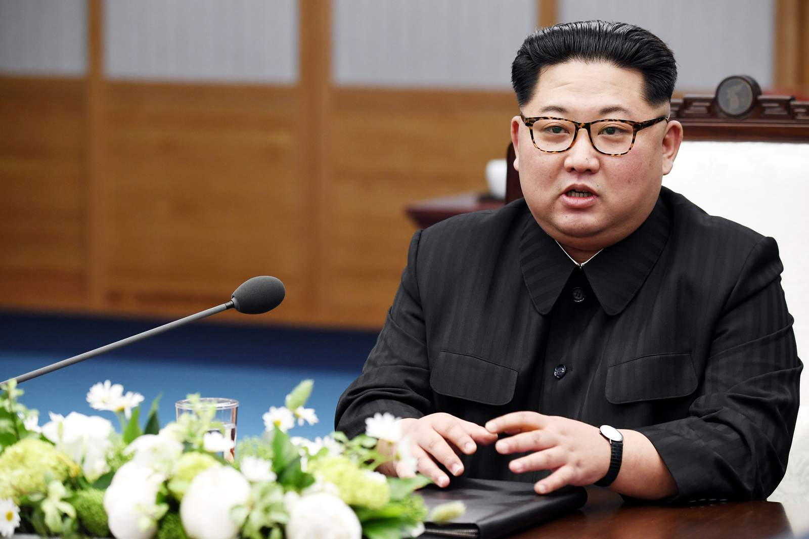 Reports North Korean Leader Kim Jong Un In Fragile Condition After Surgery