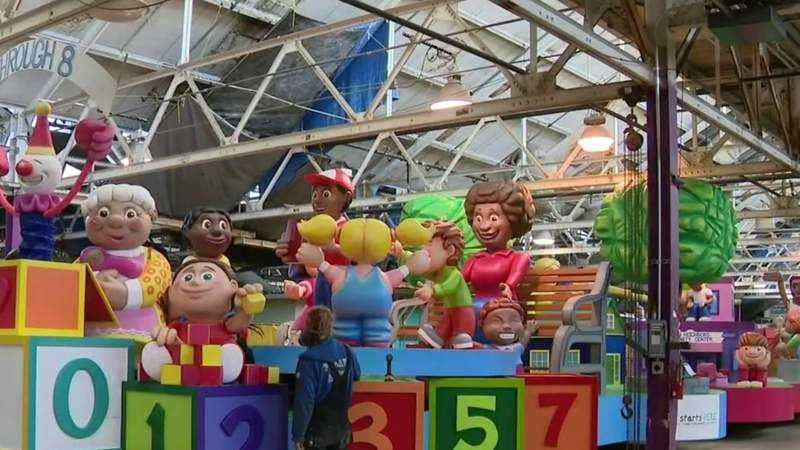 New Thanksgiving parade float to celebrate Detroit nonprofit's work for local children