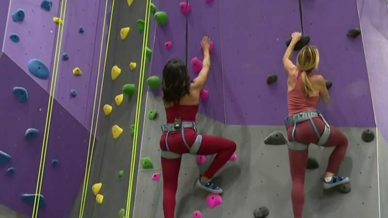 Fitness Friday: Rock climbing at DYNO Detroit