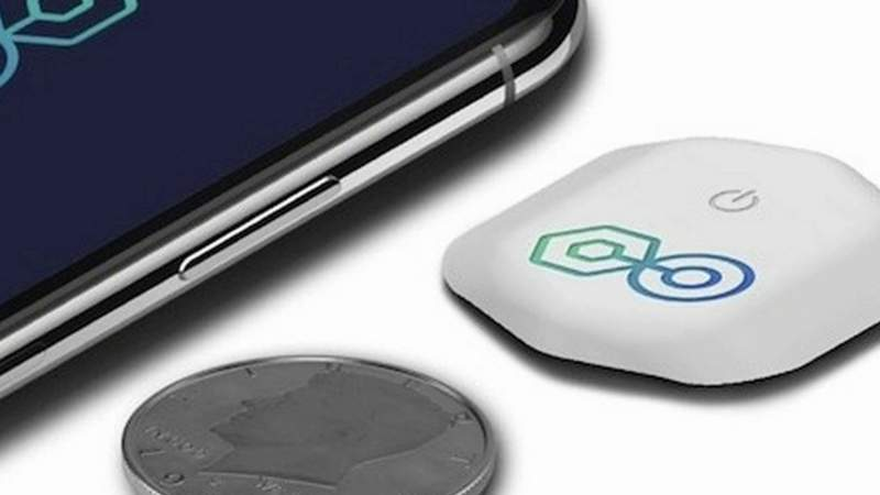 Oakland University hopes 'BioButton' can help prevent spread of COVID-19 by monitoring health