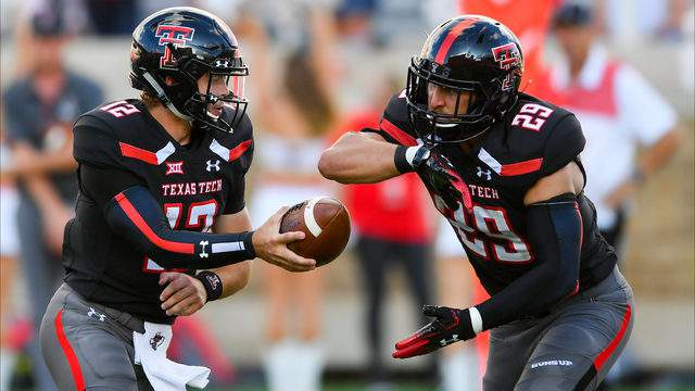 Texas Tech Football Vs Baylor Time Tv Schedule Game Preview Score
