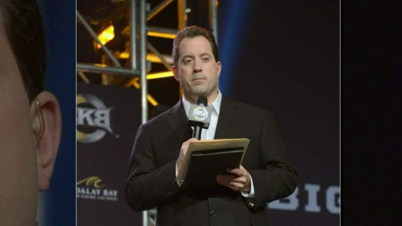 Benched: Sports Broadcaster Kenny Albert