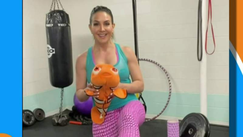 Fit and Fun Life at home with Jody Trierweiler on Live in the D