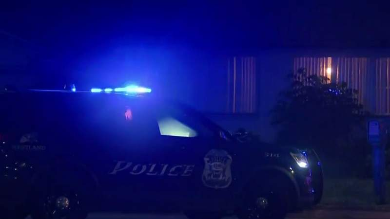 2 in custody after man fatally shot outside Westland home