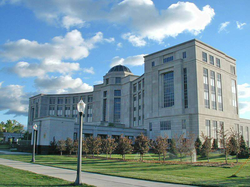 Michigan Hall of Justice.