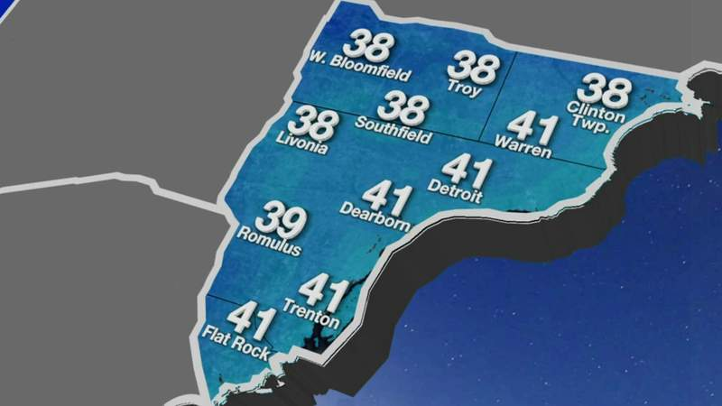 Metro Detroit weather: Frost advisory Friday night, Sept. 18, 2020, noon update