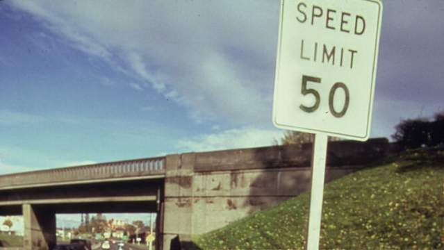 A Brief History Of Michigan S Speed Limits