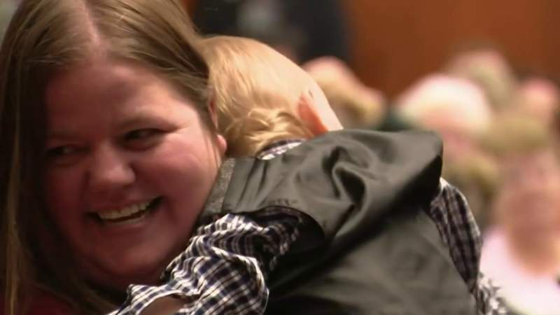 GF Default - Adoption day in Macomb County