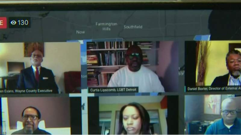 Town hall addresses impact of coronavirus on black community