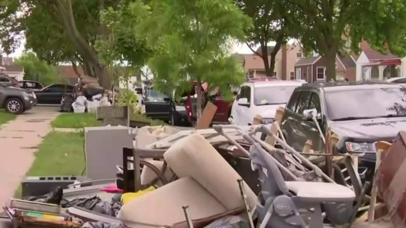 FEMA to assess Wayne County flood damage Thursday