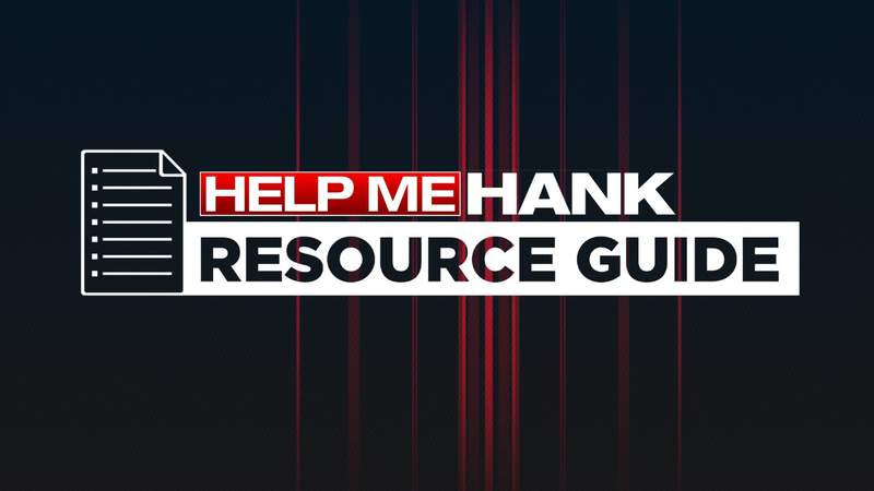 Help Me Hank Resource Guide