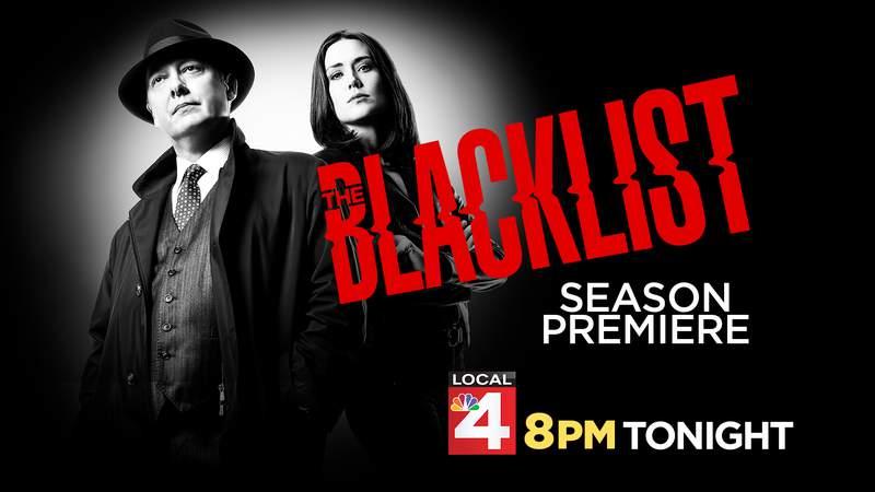 The Blacklist Season Premiere