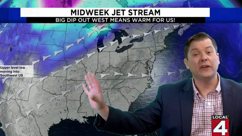 Metro Detroit weather forecast for March 9, 2021 -- morning update