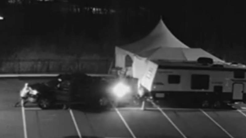 RV used for COVID-19 testing stolen in Rochester Hills