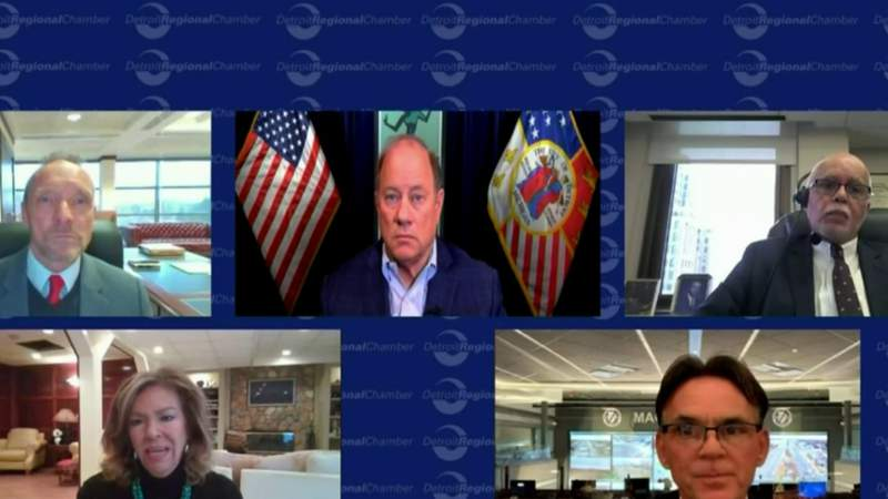 Metro Detroit's 'Big Four' leaders talk about the future of region
