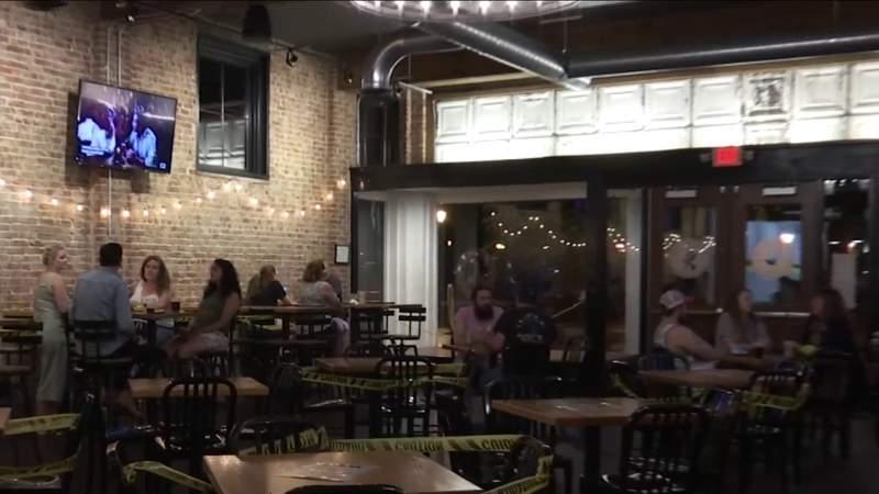 Restaurants, breweries reopen indoor dining, seating
