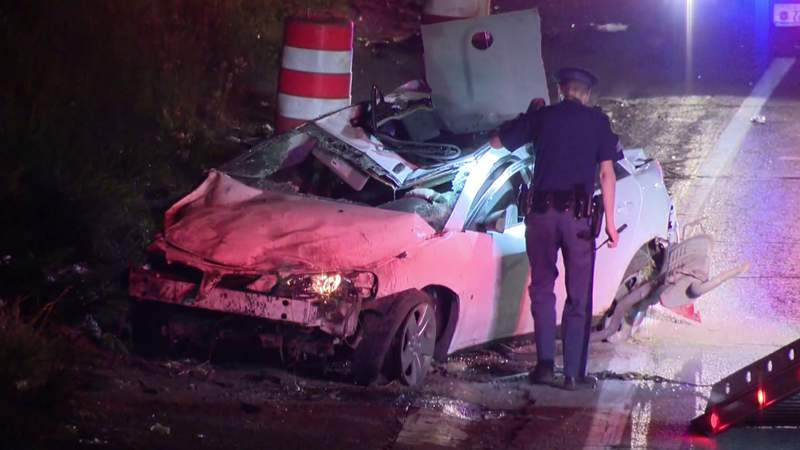 18-year-old woman killed in I-94 rollover crash near Concord Avenue