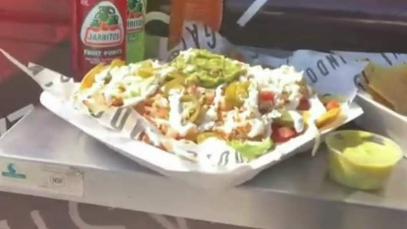 Feast with Food Trucks on Live in the D