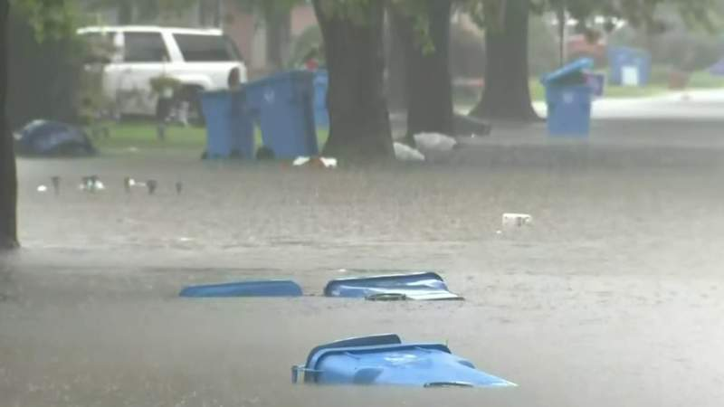 Flooding in Metro Detroit