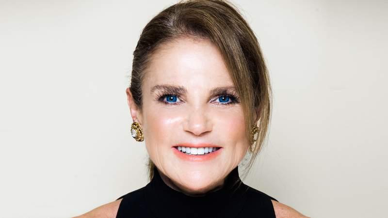 Actress and author, Tovah Feldshuh.