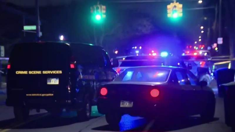 GF Default - Investigation continues after Detroit police officers shot