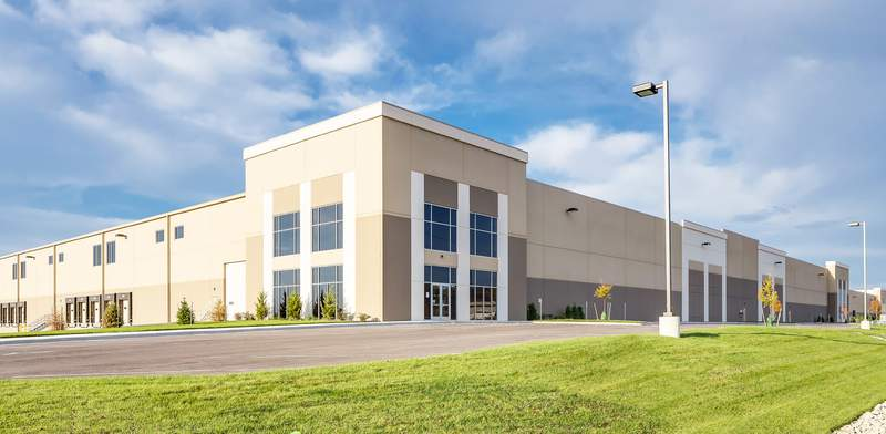 Ecorse Commons Industrial Park