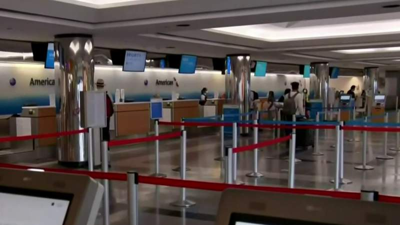 Airports consider requiring 'immunity passports' before allowing passengers to board