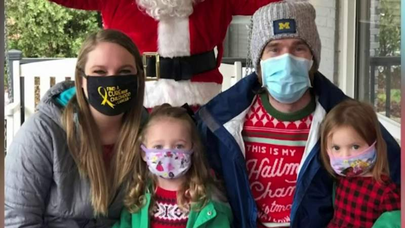 Local family grateful for lifesaving blood