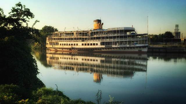 The story of Boblo Island