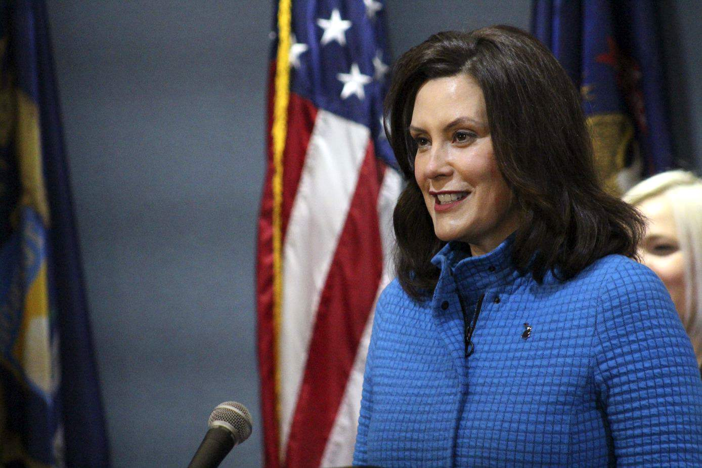 Michigan Gov Whitmer Partially Reopens Businesses Lifts Medical Restrictions Statewide