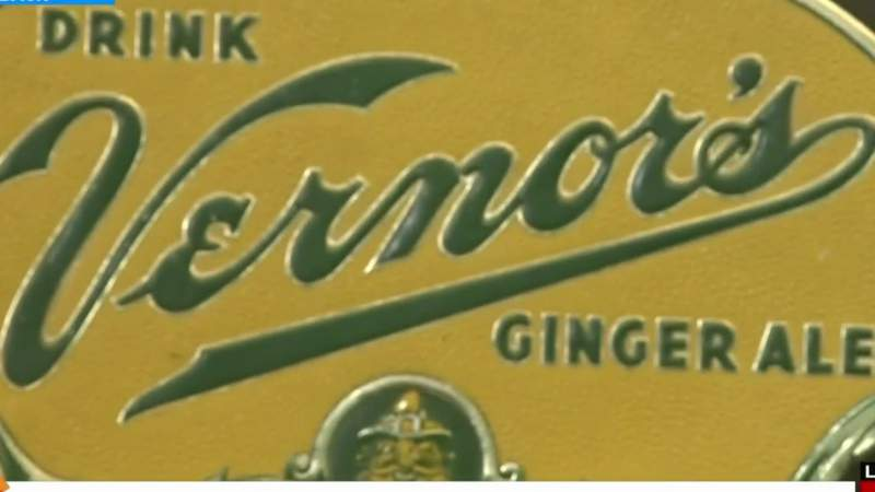 Uniquely Detroit Vernors on Live in the D