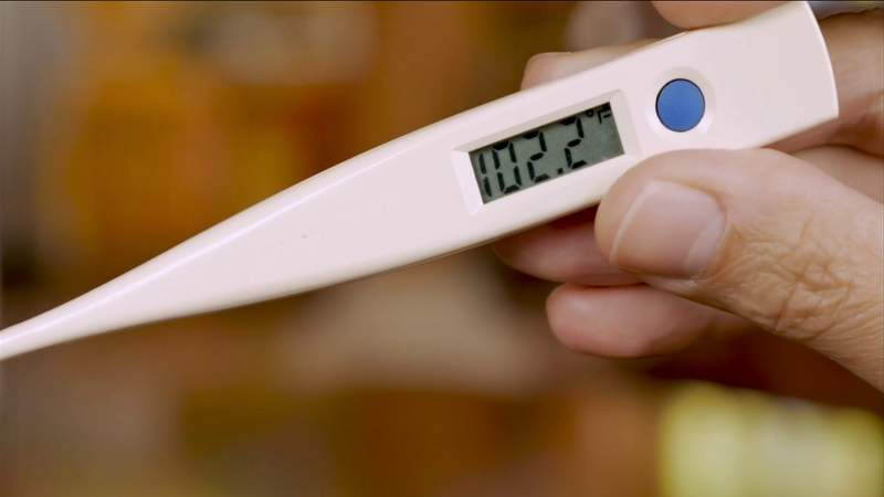 Thermometers flying off store shelves during pandemic