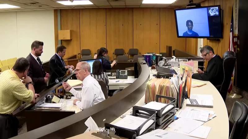 4 Warren De La Salle football players appear in court for arraignment in hazing investigation