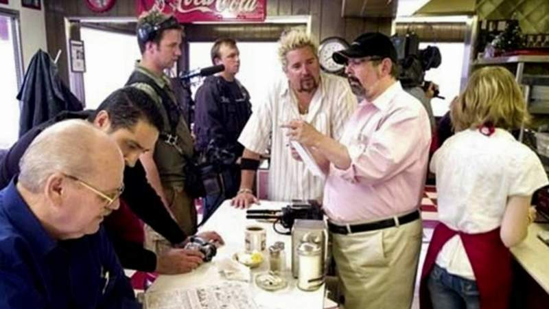 """Live in the D - """"Diners, Drive-Ins, and Dives"""" Producer's New Book"""