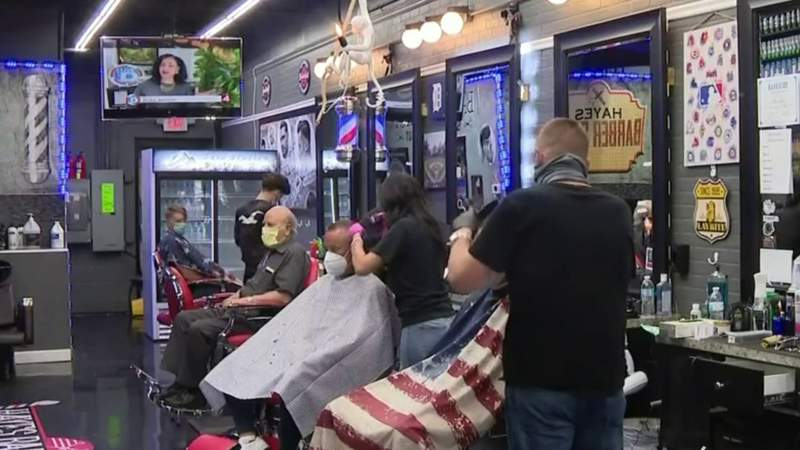 Michigan hair salons, barber shops and spas reopen with new safety guidelines