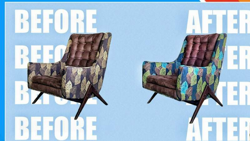 Live in the D: Give your furniture a facelift