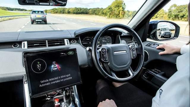 Autonomous vehicle (Photo: Flickr)