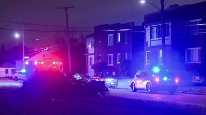 Triple-shooting on Detroit's west side kills young mother, 2 others