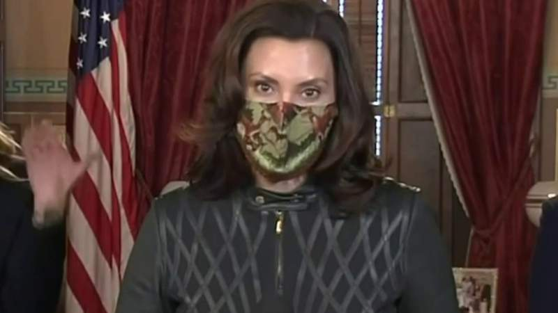 Gov. Whitmer: Too eartly to tell if indoor dining restrictions will be lifted