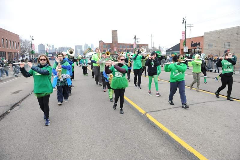 Detroit St. Patrick's Parade (Facebook page)