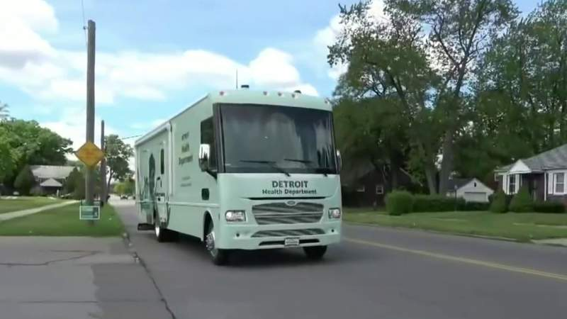 City of Detroit rolls out plan to vaccinate homebound residents