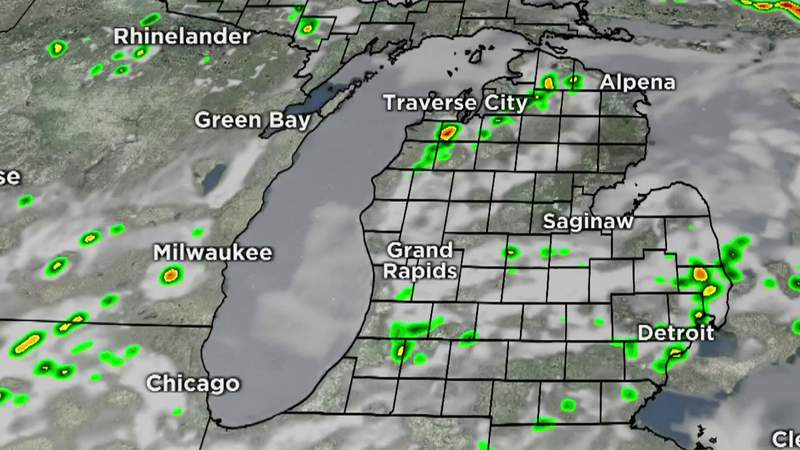 Metro Detroit weather forecast for June 8, 2021 -- 7 a.m. Update