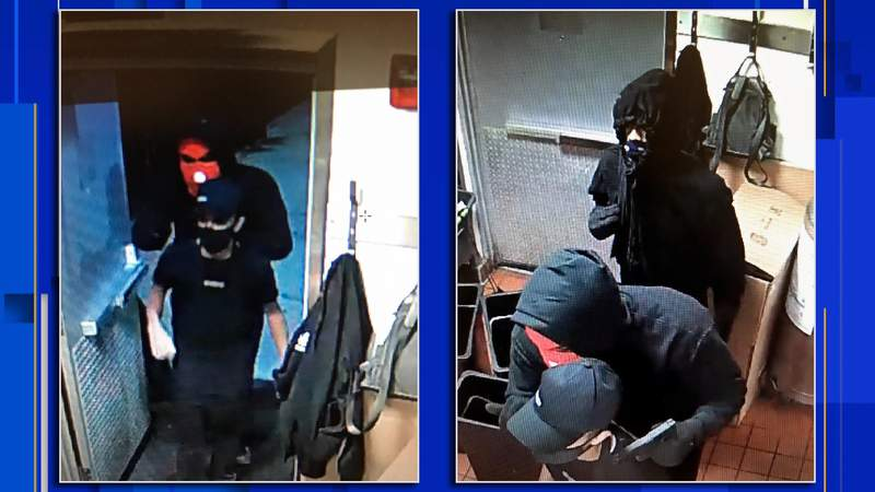 Police are investigating an armed robbery that happened Sept. 21, 2020 at a Chipotle restaurant in Troy.
