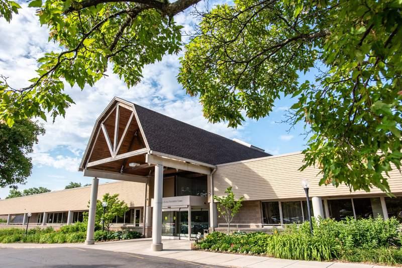 Meri Lou Murray Recreation Center at 2960 Washtenaw Ave. in Ann Arbor.